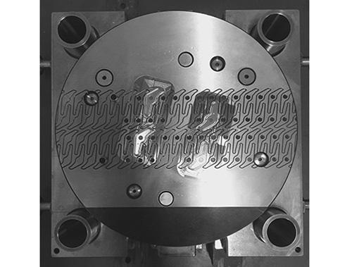 北京汽车门锁精冲模具